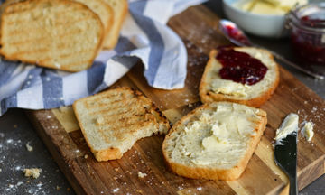 Σπιτικό ψωμί του τοστ - Φτιάξτε το κι εσείς