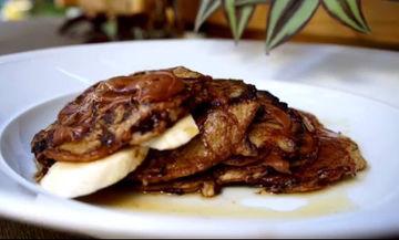 Συνταγή για Banana Pancakes χωρίς γλουτένη