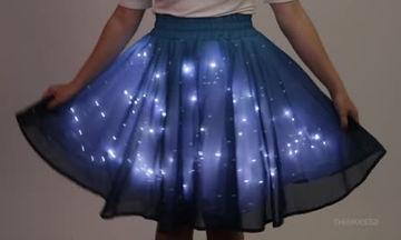 Οι κόρες σας θα ξετρελαθούν με αυτή τη φούστα! Δείτε πώς θα τη φτιάξετε κι εσείς (vid)