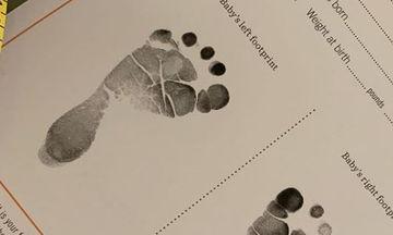 Το διάσημο ζευγάρι αποκάλυψε με αυτή τη φωτογραφία τον ερχομό του παιδιού του  (pics)