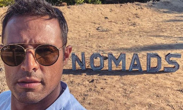 Σάββας Πούμπουρας: Πού βρίσκεται η γυναίκα του όσο εκείνος είναι στη Μαδαγασκάρη;