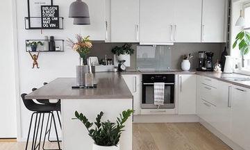 Έξυπνες και απλές ιδέες για να διακοσμήσετε τον πάγκο της κουζίνας σας  (pics)