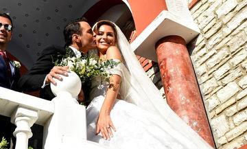 Δε θα πιστεύετε γιατί άργησε να πάει στο γάμο της η Maria Menounos