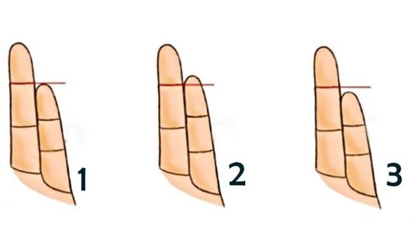 Τι αποκαλύπτει το μικρό σου δάχτυλο για το χαρακτήρα σου;