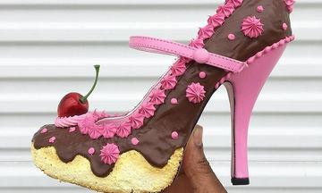 Αυτά τα παπούτσια δεν είναι συνηθισμένα - Είναι εμπνευσμένα από γλυκά! (pics)