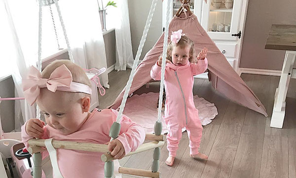 Αυτό το σπίτι είναι «παράδεισος» για τα μικρά κοριτσάκια! (pics)