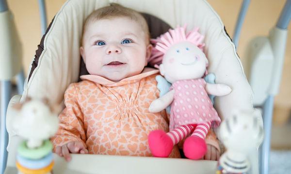 Βρεφική κρεμαστή κούνια «βαρκάκι» - Ιδανική για τα μωράκια