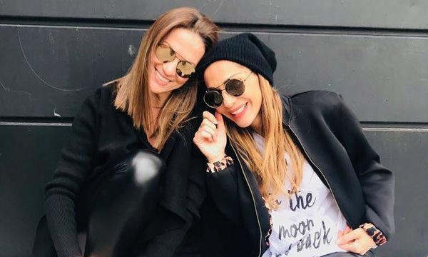 Δέσποινα Βανδή - Μάνια Ντέλου: Η φιλία τους μέσα από φωτογραφίες