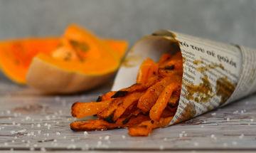 Συνταγή με κολοκύθα: Chips κολοκύθας