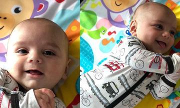 Ο γιος της έγινε 4 μηνών - Δείτε τι του ευχήθηκε η διάσημη μαμά του (pics)