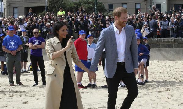 Η Meghan Markle και ο πρίγκιπας Harry διάλεξαν ήδη όνομα για το μωράκι τους;