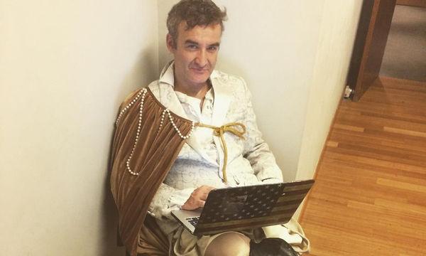 Νίκος Ορφανός: Αυτή τη παράσταση του θα δει για πρώτη φορά ο γιος του