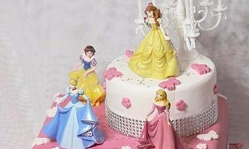 Είκοσι πέντε εντυπωσιακές τούρτες για τα γενέθλια της κόρης σας (pics)