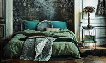 Ντύστε την κρεβατοκάμαρά σας στα πράσινα - 20 προτάσεις για να επιλέξετε την σωστή απόχρωση (pics)