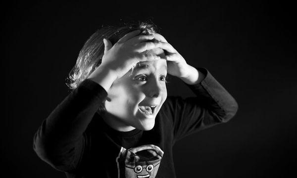 Πώς αντιδρούν τα παιδιά στα μαγικά κόλπα; (pics)