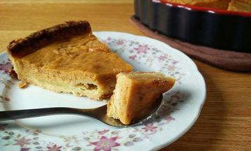 Συνταγή για... Pumpkin Pie - Φτιάξτε τη σήμερα κιόλας! Θα ξετρελαθείτε