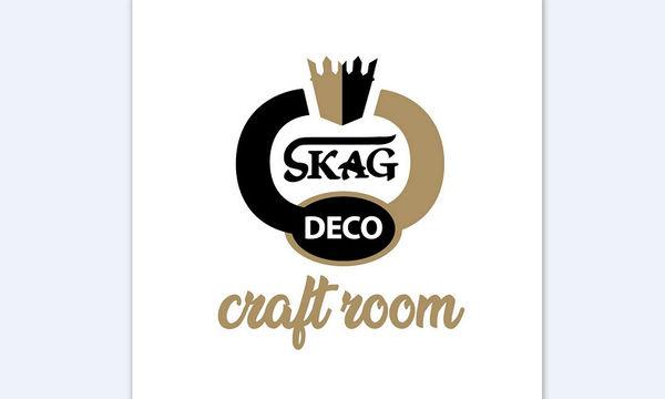 Έκθεση Χειροτέχνικα SKAG DECO Craft Room!