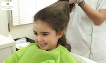 H πιο αποτελεσματική θεραπεία για τις ψείρες είναι επιτέλους διασκεδαστική και για τα παιδιά!
