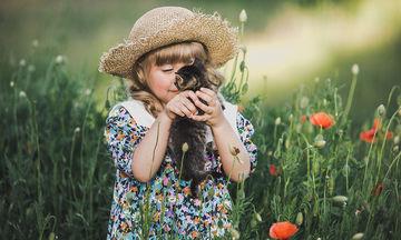 Δέκα πραγματικά αξιολάτρευτες φωτογραφίες με μικρά χνουδωτά γατάκια (pics)