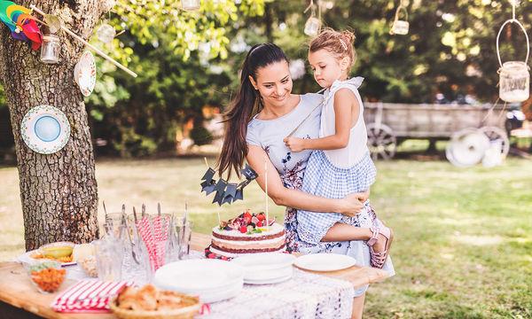 Παιδικό πάρτι στο σπίτι: Τι πρέπει να κάνετε για να το οργανώσετε με επιτυχία!