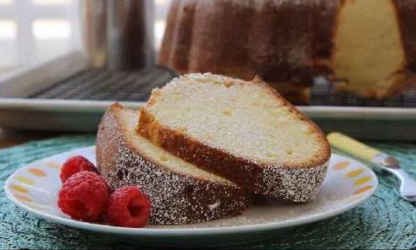 Κέικ με τυρί κρέμα - Εύκολο και πολύ νόστιμο (vid)