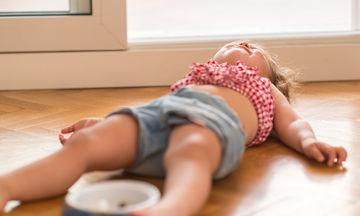 Πώς θα ηρεμήσετε το νευριασμένο παιδί σας
