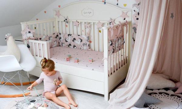 Πάντες για το βρεφικό κρεβάτι του παιδιού σας - 5 διαφορετικά σχέδια για να διαλέξετε