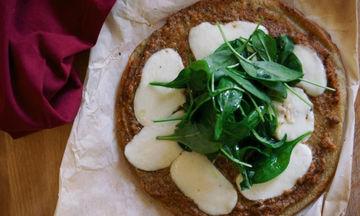 Πίτσα με ζύμη από κινόα - Πρέπει να τη δοκιμάσετε