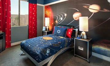 Είκοσι επτά μοναδικά δωμάτια για αγόρια που θα σας εντυπωσιάσουν (vid)