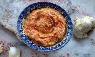 Χούμους: Η συνταγή για να φτιάξετε το πιο νόστιμο