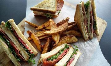 Club Sandwich - Συνταγή για να το φτιάξετε με επιτυχία στο σπίτι
