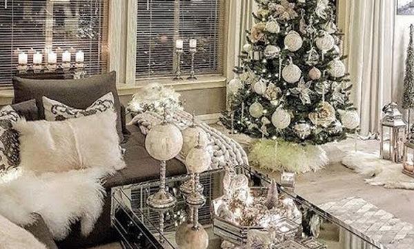 Χριστουγεννιάτικη διακόσμηση σπιτιού διαφορετική από όσες έχετε δει μέχρι τώρα (vid)