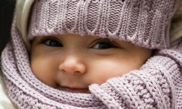 Τι θερμοκρασία πρέπει να έχει το δωμάτιο του μωρού το χειμώνα;