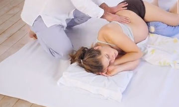 Thai massage: Ταϊλανδέζικο μασάζ για εγκύους - Τεχνικές για να το κάνεις σωστά (vid)
