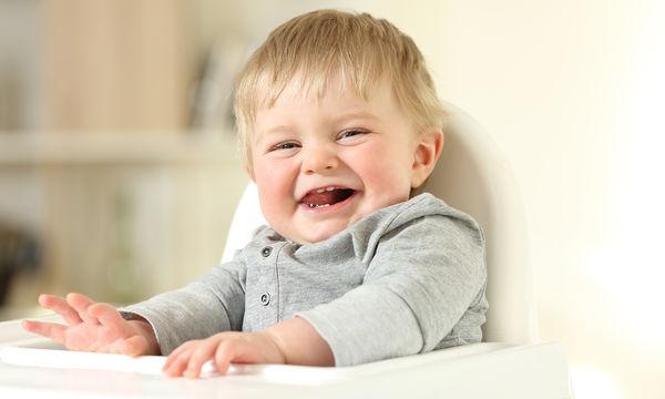 Δόντια μωρού: Με ποια σειρά βγαίνουν; (vid)