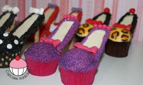 Cupcakes γοβάκια: Έτσι θα τα φτιάξετε (vid)