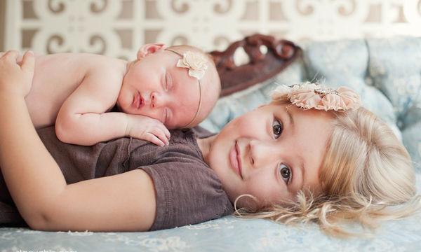 Οι ωραιότερες φωτογραφίες με αδέρφια είναι αυτές (pics)