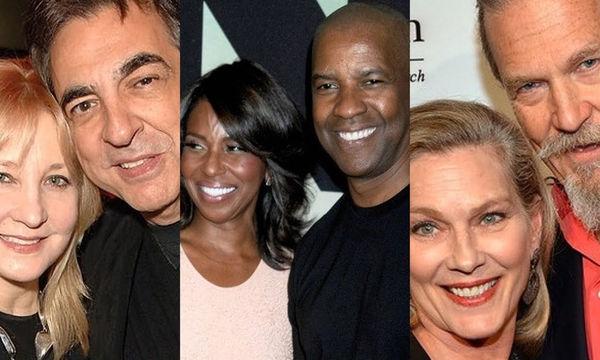 Διάσημα ζευγάρια του Χόλιγουντ που είναι μαζί πάνω από 30 χρόνια (vid)