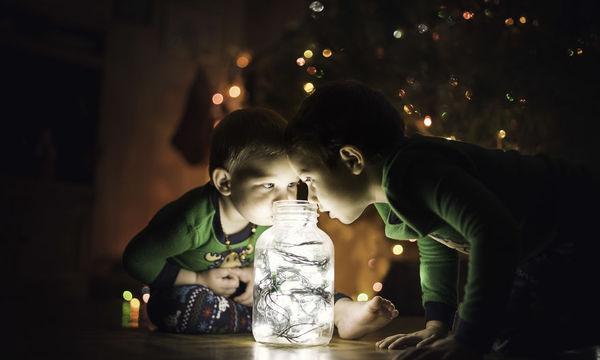 Πώς μια απλή χριστουγεννιάτικη διακόσμηση μπορεί να γίνει «μαγική» (pics)