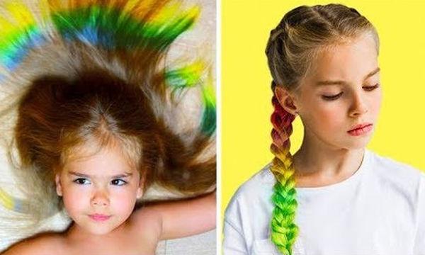Δέκα αλογοουρές για κορίτσια που μπορείτε να κάνετε μόνες σας (vid)