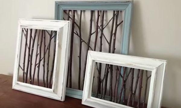 Σας αρέσει το φυσικό ξύλο; Δείτε απίθανες ιδέες για να διακοσμήσετε το σπίτι σας (vid)