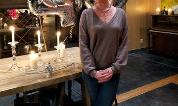 Η γνωστή ηθοποιός έγινε 40! Το μήνυμά της & οι φώτο από το πάρτι υπερπαραγωγή (pics)