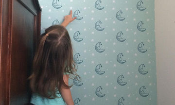 Ιδέες για ταπετσαρίες για να μεταμορφώσετε το παιδικό δωμάτιο (pics)