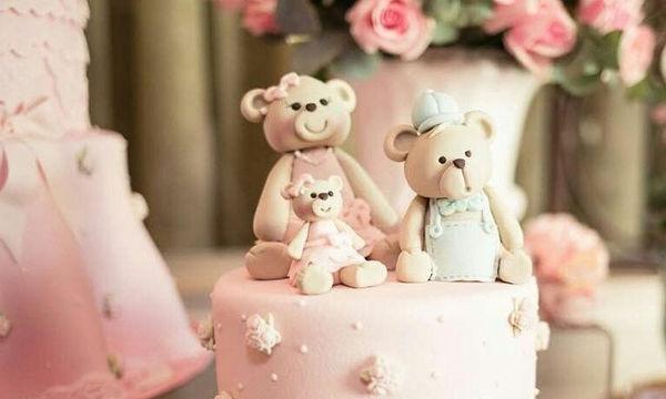 Χαριτωμένα αρκουδάκια για το πάρτι του μικρού σας (pics)