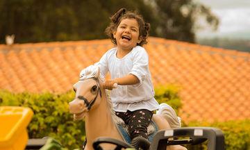 Παιδί και άλογο: Μια μοναδική σχέση (pics)