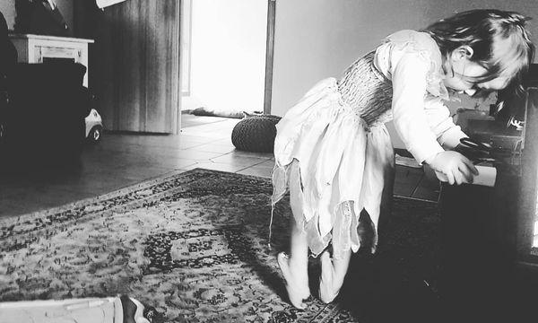 Μικρές μπαλαρίνες: Είκοσι μοναδικές φωτογραφίες μικρών κοριτσιών την ώρα του μπαλέτου (pics)