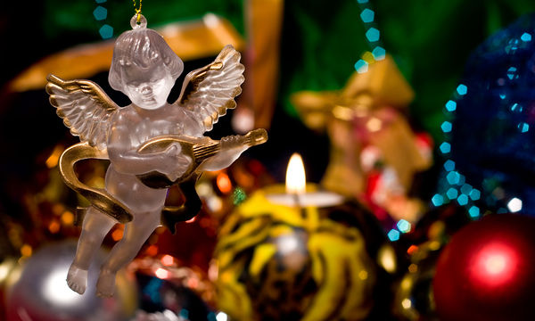 Χριστουγεννιάτικη πρόταση για δώρο: Μόμπιλε οικογένεια Αγγέλων
