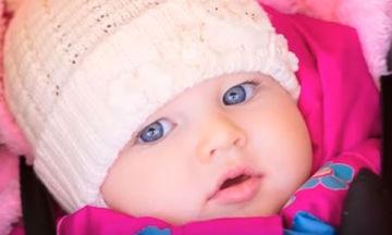 Αυτά τα μωρά αναδείχθηκαν ως τα πιο όμορφα του κόσμου (vid)