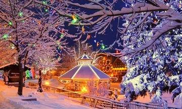 Παραμυθένιες πόλεις σε όλο τον κόσμο για «μαγικά» Χριστούγεννα (vid)