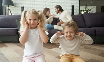 Συζυγικοί καβγάδες με επίκεντρο τα παιδιά: Υπάρχει λύση;